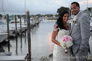 Harbor Lights Marina Wedding Photography from Arlindo & Indhira's 2015 wedding.