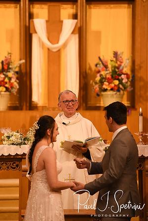 Saint Marys Parish Wedding Photos