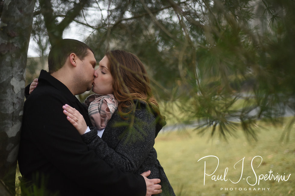 UMass Amherst Engagement Photos