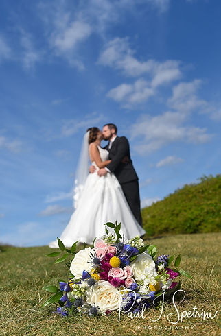 Ocean House Westerly Wedding Photography, Bride and Groom Formal Photos