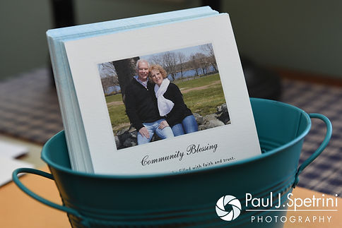 A look at Bob and Debbie's program for their June 2016 wedding in Barrington, Rhode Island.