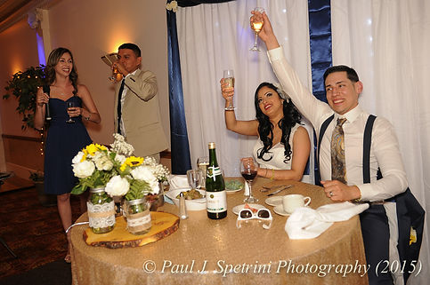 Venus de Milo Restaurant Wedding Photography, Wedding Reception Photos