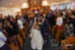 Our Lady of Mt Carmel wedding photos