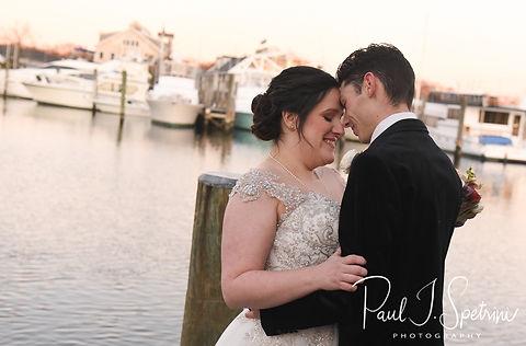 Captain Daniel Packer Inne wedding photo