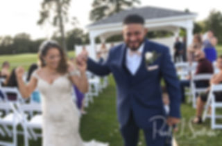 Allendale Country Club Wedding Photography from Yesica & Edwin's 2019 wedding.