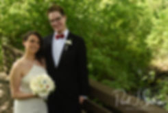Rhodes on the Pawtuxet bride and groom f