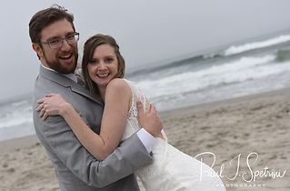 A teaser image for Amber & Kyle's wedding blog.