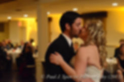 Lori and Mark share a dance during their March 2012 wedding