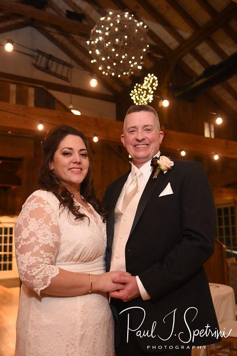 Bittersweet Farm wedding reception pictu