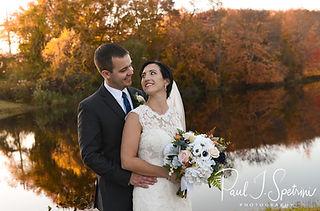 Cranston Country Club Wedding Photography from Cora & Daniel's 2019 wedding.