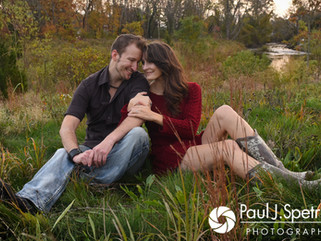*NEW* Beth & Bryan's Engagement Photos Added!