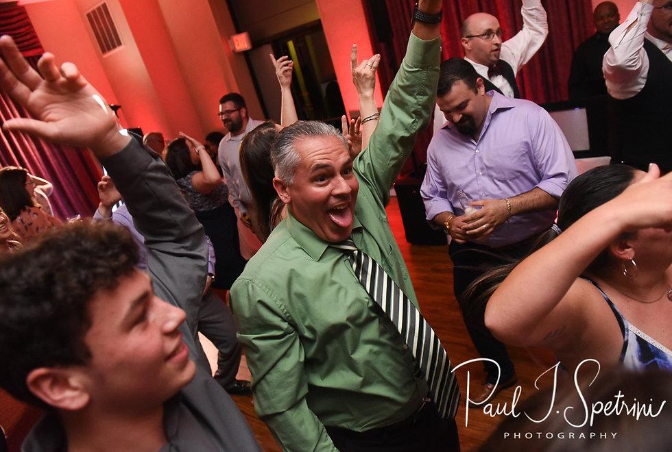 Quonset 'O' Club Wedding Photography, Wedding Reception Photos