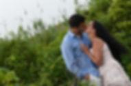 A teaser image for Jocelyn & Ricky's engagement photo blog.