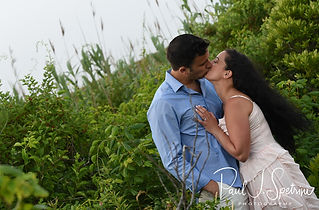 A teaser image for Jocelyn & Ricky's engagement photo blog.
