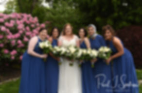 Kirkbrae Country Club wedding party form