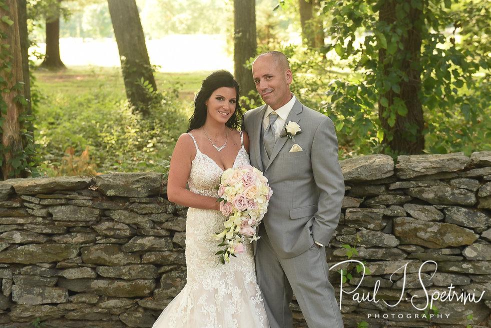 Goddard Park Wedding Photography, Bride and Groom Formal Photos