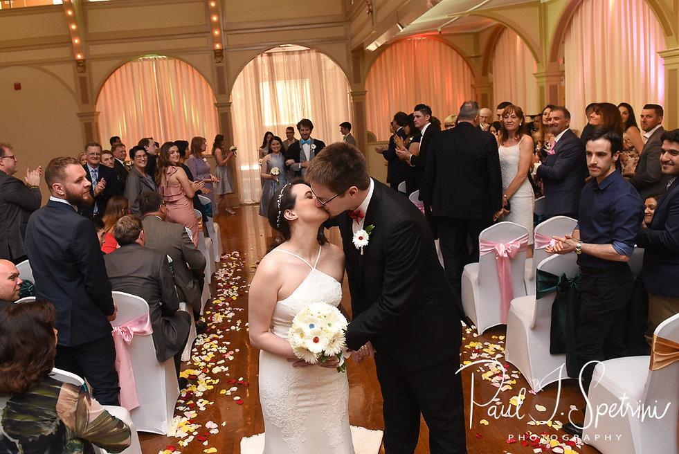 Rhodes on the Pawtuxet Wedding Photography, Wedding Ceremony Photos