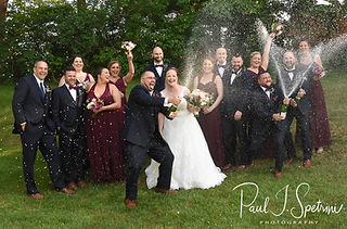 Quonset 'O' Club Wedding Photography from Becky & Doug's 2019 wedding.