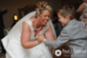 Angela and her son share a dance at her spring 2016 Rhode Island wedding at the Hotel Viking in Newport, Rhode Island.