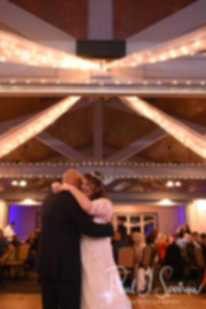 Crystal Lake Golf Club wedding photos