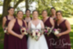Quonset 'O' Club bridal party photos