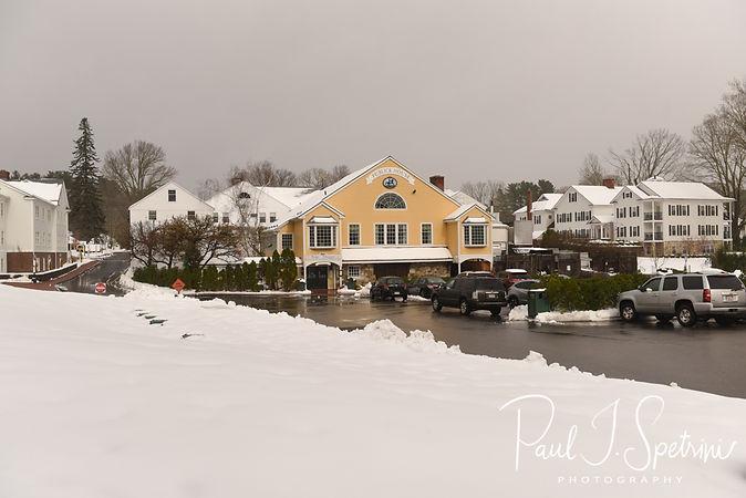 A look at the Publick House Historic Inn in Sturbridge, Massachusetts.