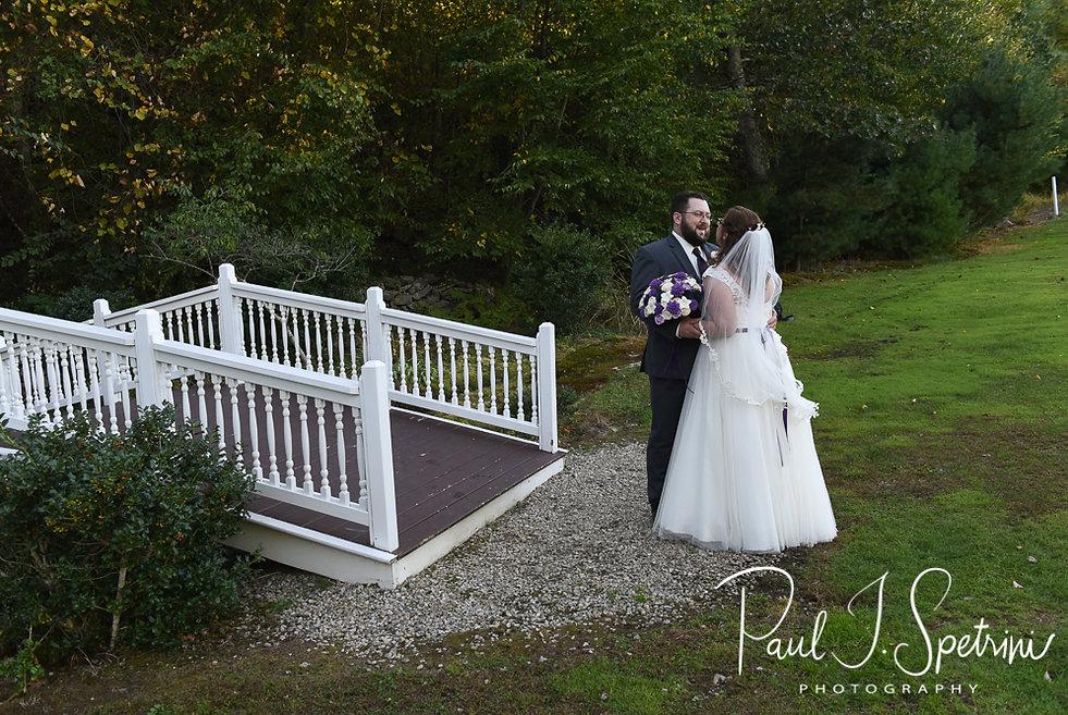 Arrowhead Acres Wedding Photography, Bride and Groom First Look Photos