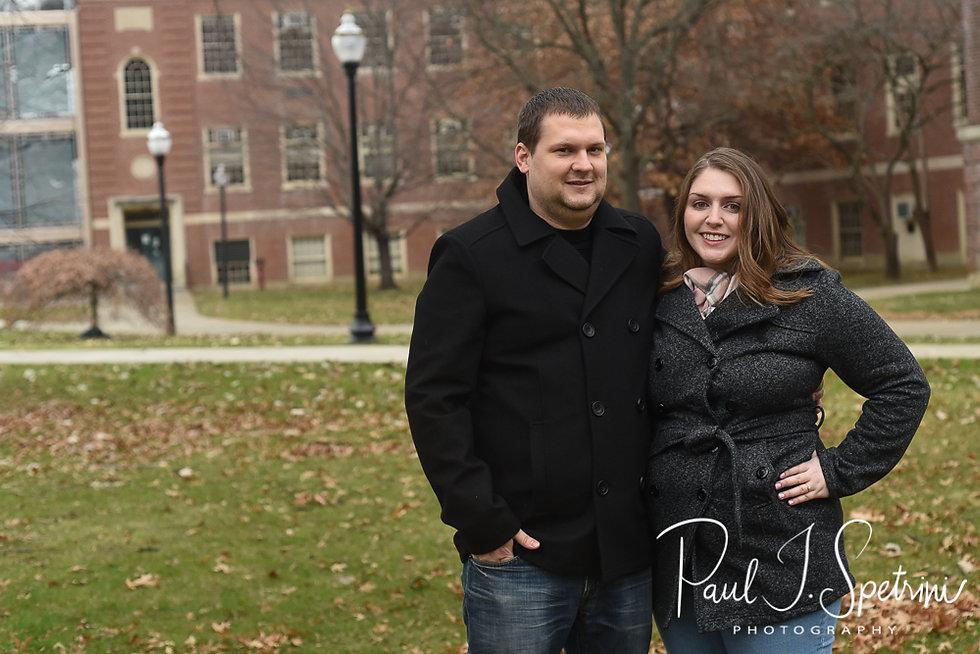 UMass Amherst Engagement Photos
