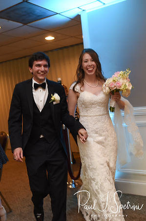 Brian & Sarah dance during their June 2018 wedding reception at Pleasant Valley Country Club in Sutton, Massachusetts.