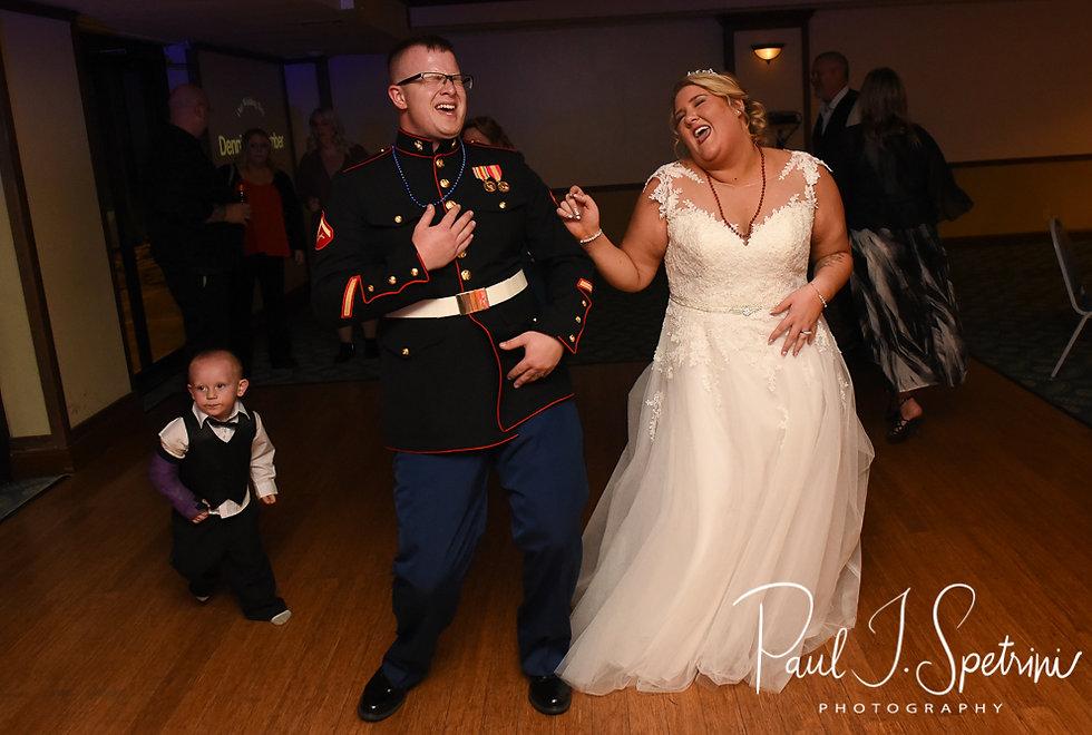 Quonset O Club Wedding Photography, Wedding Reception Photos