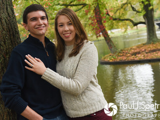 *NEW* Brian & Sarah's Engagement Photos Added!