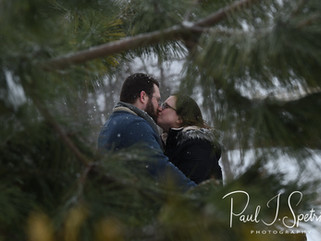 *NEW* Evan & Michelle's Engagement Photos Added!
