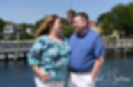 A teaser image for Nick and Hillary's engagement photo blog.