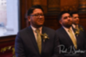 Providence City Hall Wedding Ceremony Ph