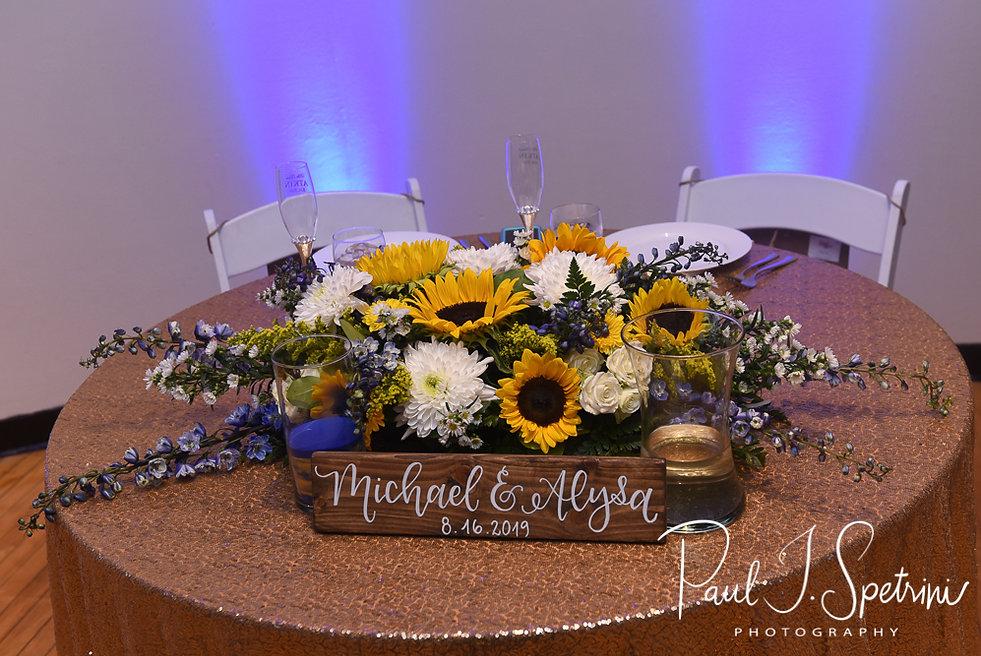 The Rotunda at Easton's Beach Newport Wedding Photography, Wedding Detail Photos