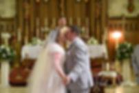 Saints John and James Parish wedding pho