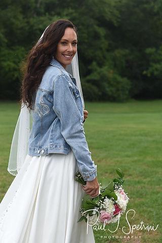 Cranston Country Club Wedding Photos