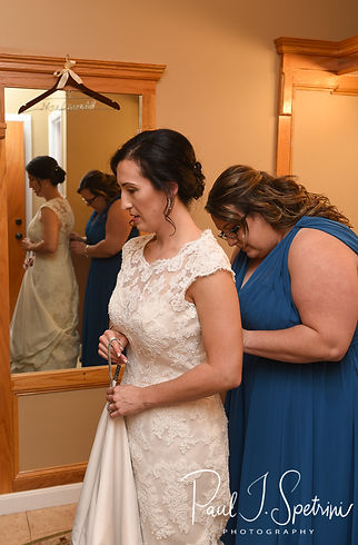 Cranston Country Club Wedding Photography, Bridal Prep Photos