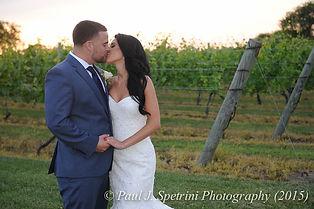 Carolyn's Sakonnet Vineyard Wedding Photography from Lauren & Kevin's 2015 wedding.