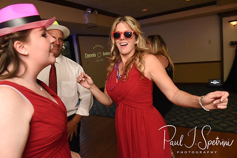 Quonset O Club Wedding Photography, Wedding Reception Photos