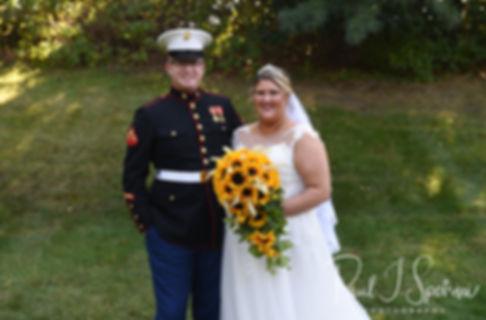 Quonset O Club wedding photos