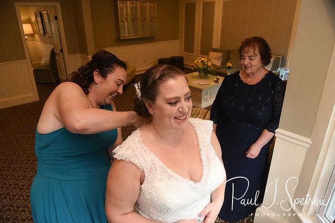 Saphire Estate Wedding Photography, Bridal Prep Photos