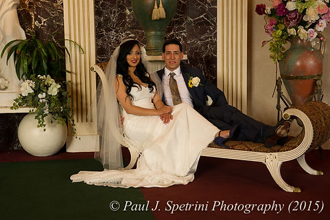 Venus de Milo Restaurant Wedding Photography, Bride and Groom Formal Photos