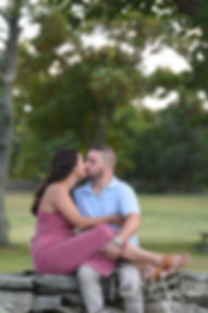 Colt State Park engagement photos