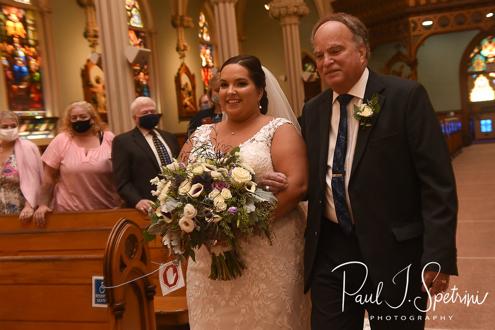 Mary Queen of the Rosary Parish Wedding