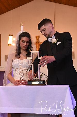 St. Robert Bellarmine Parish Wedding Photography, Wedding Ceremony Photos