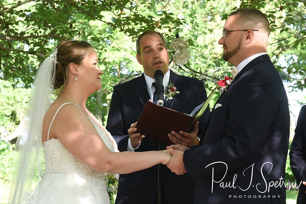 Quonset 'O' Club Wedding Photography, Wedding Ceremony Photos