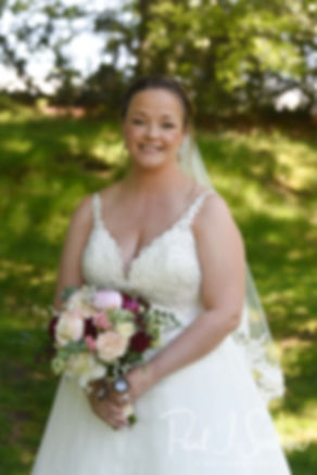 Quonset 'O' Club bridal portrait photos