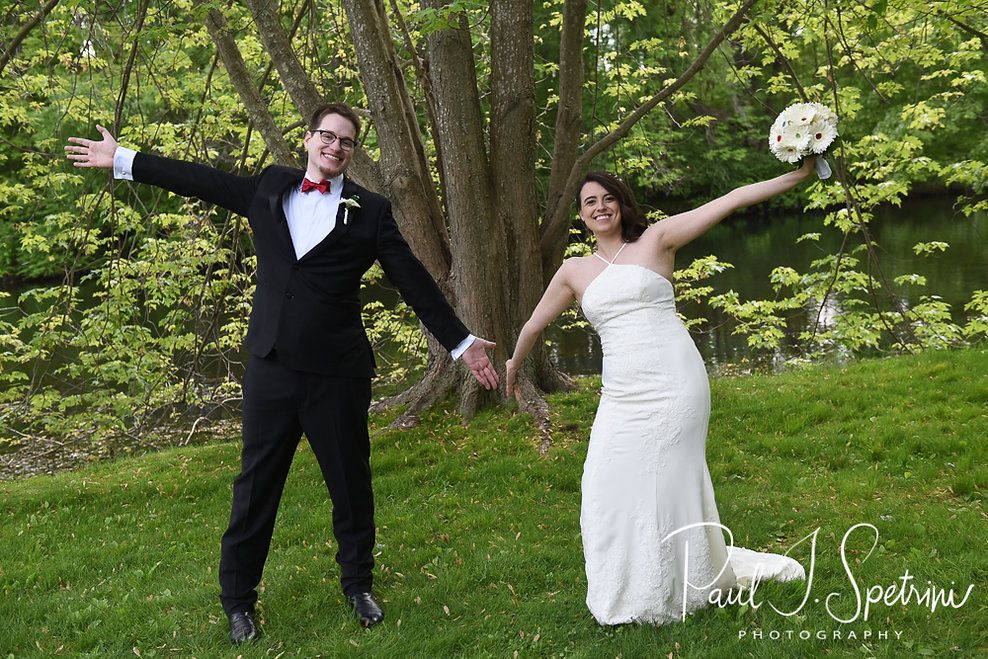 Rhodes on the Pawtuxet Wedding Photography, Bride and Groom Formal Photos