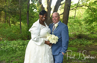 The Gardens at Elm Bank Wedding Photography from Keisha & Timothy's 2019 wedding.